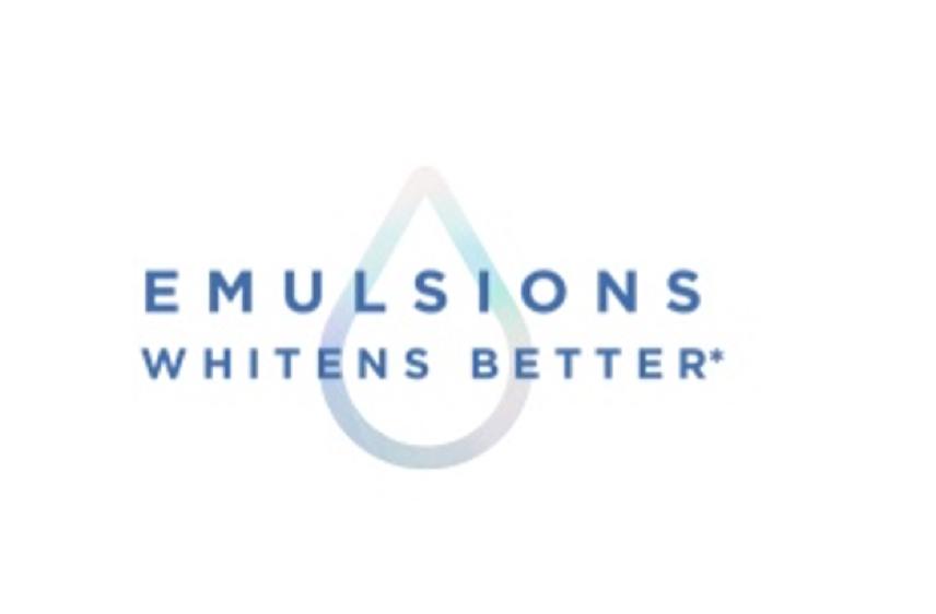 Emulsions Whitens Better