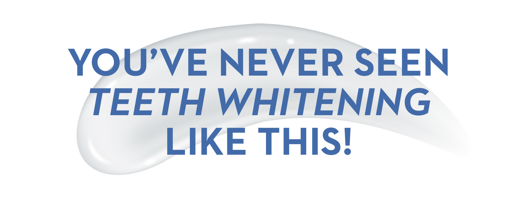 You've Never Seen Teeth Whitening Like This!